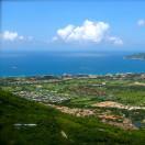 加勒比海蓝