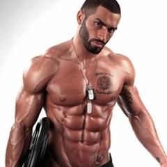 体脂率降到多少,才能看到清晰的腹肌?_图版
