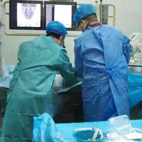 安徽省中医院血管介入与疼痛科