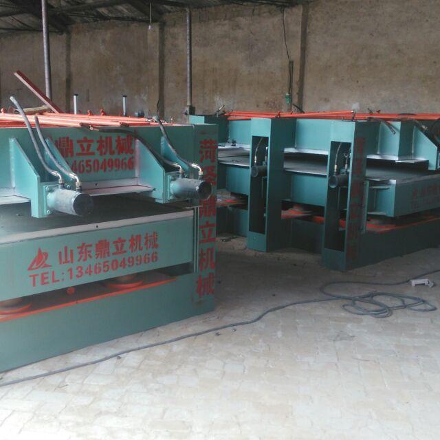 专业生产制造全自动拼板热压机《鼎立机械》