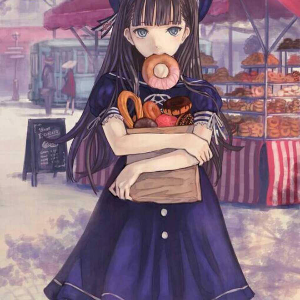 券妈妈会员: 甜甜圈