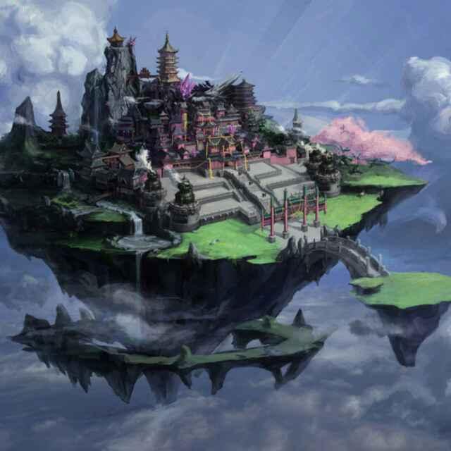 天空之城设计