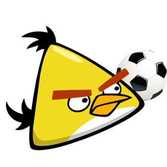 愤怒小鸟玩足球微信公众号