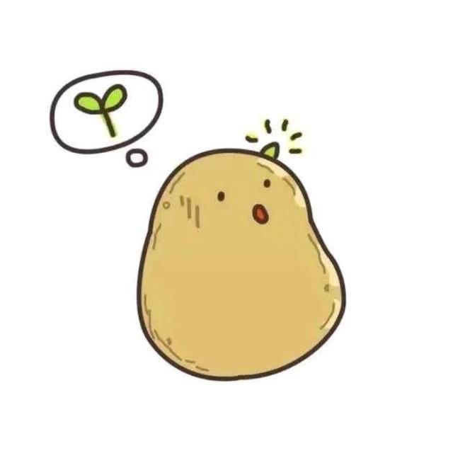 一个坏土豆