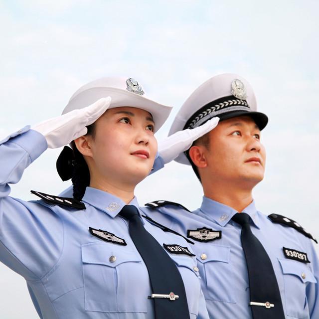 广西桂林交警